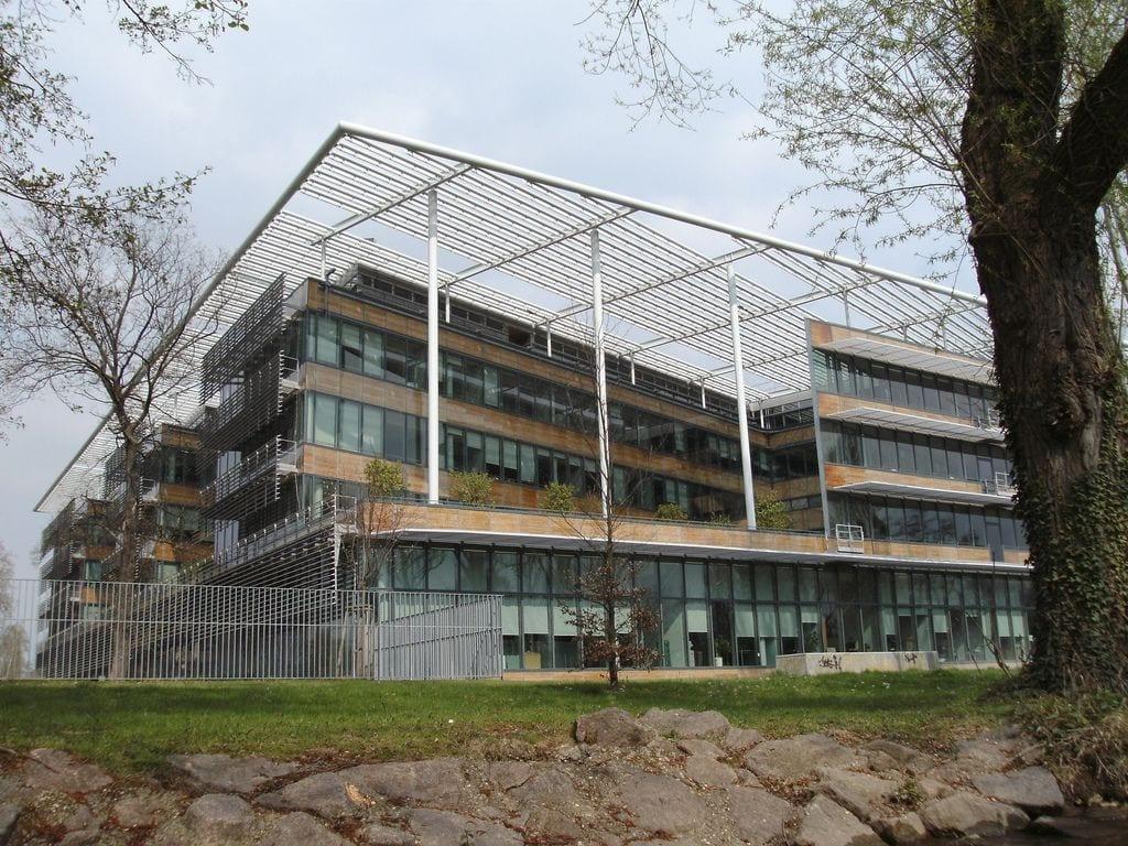 La r gion alsace fait de la place pour accueillir les - Residence les jardins d alsace strasbourg ...