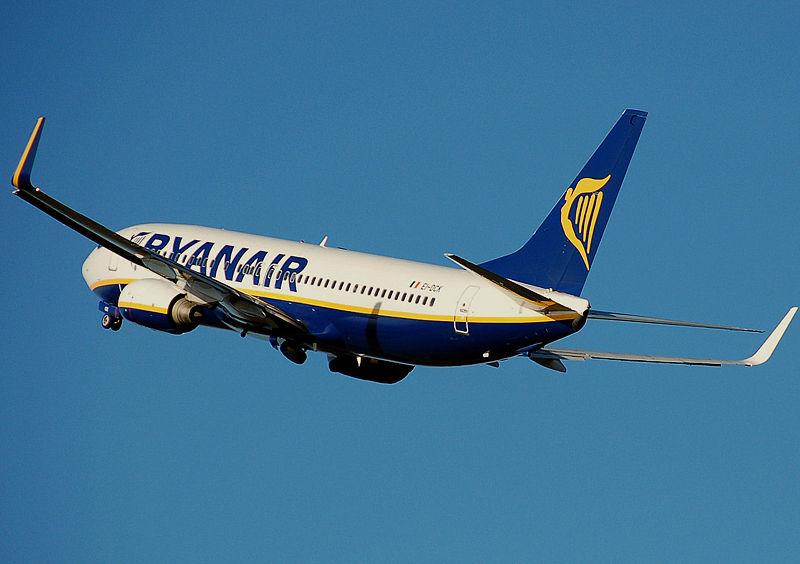Ryanair revient à l'aéroport de Strasbourg