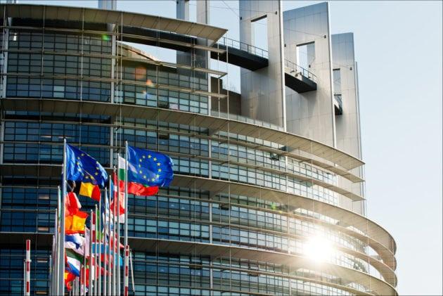 Le Parlement européen à Strasbourg (Photo Parlement européen / cc)