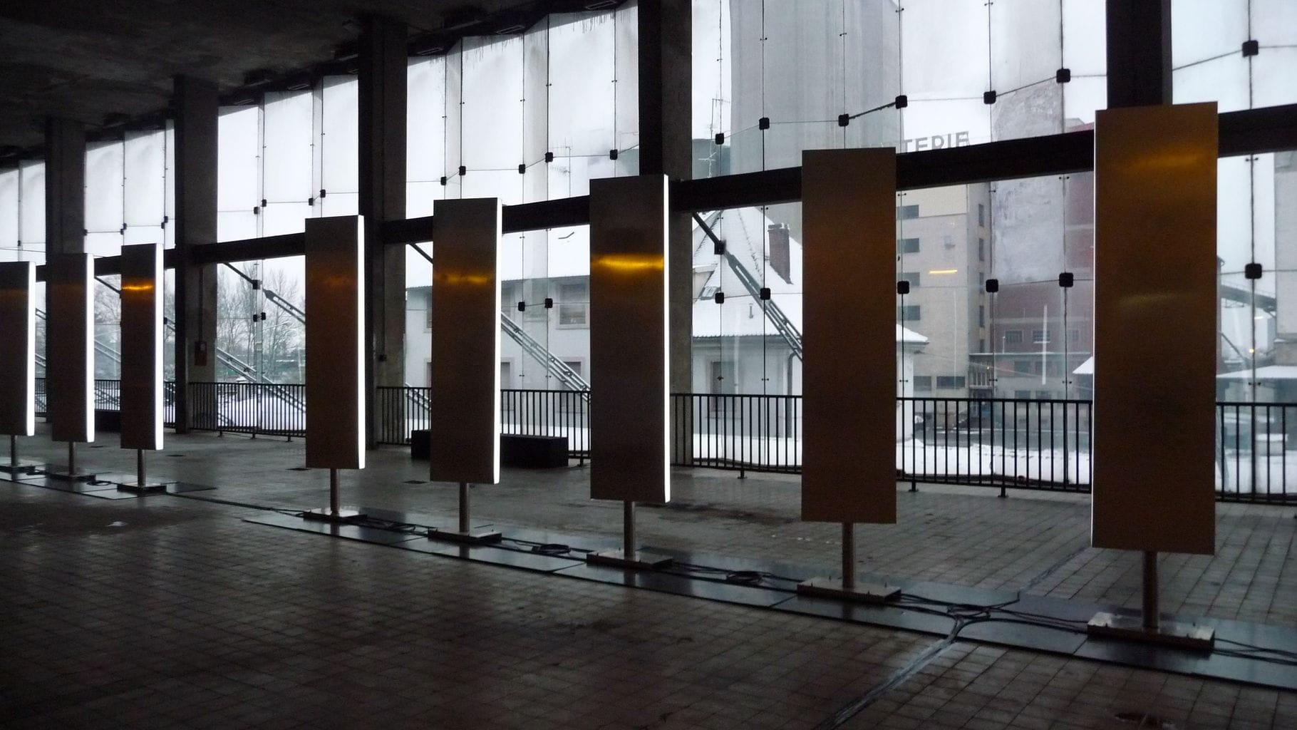Ososphère à la Coop: un nouveau théâtre pour l'art numérique