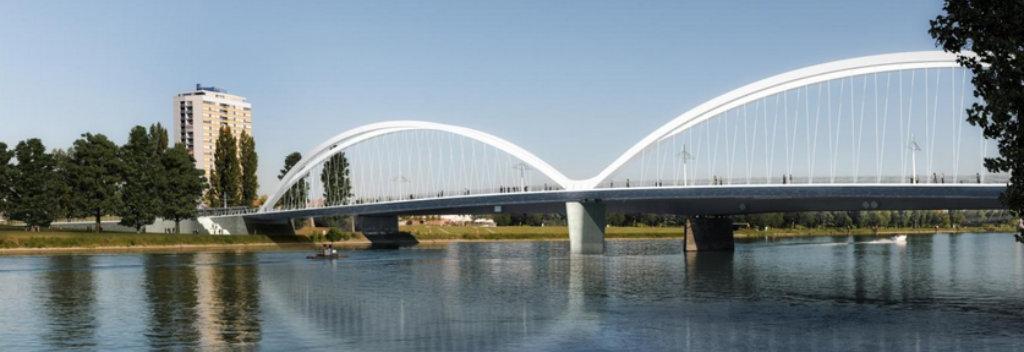 Bouygues construira le futur pont sur le Rhin reliant Strasbourg à Kehl