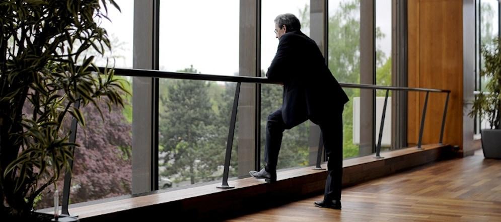 Face aux pro-GCO, Roland Ries s'est senti «un peu seul»