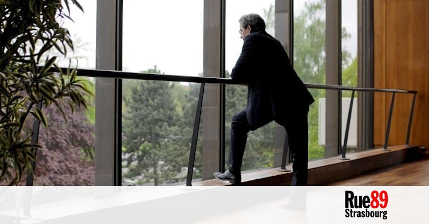 Face aux pro gco roland ries s 39 est senti un peu seul for Chambre de commerce strasbourg