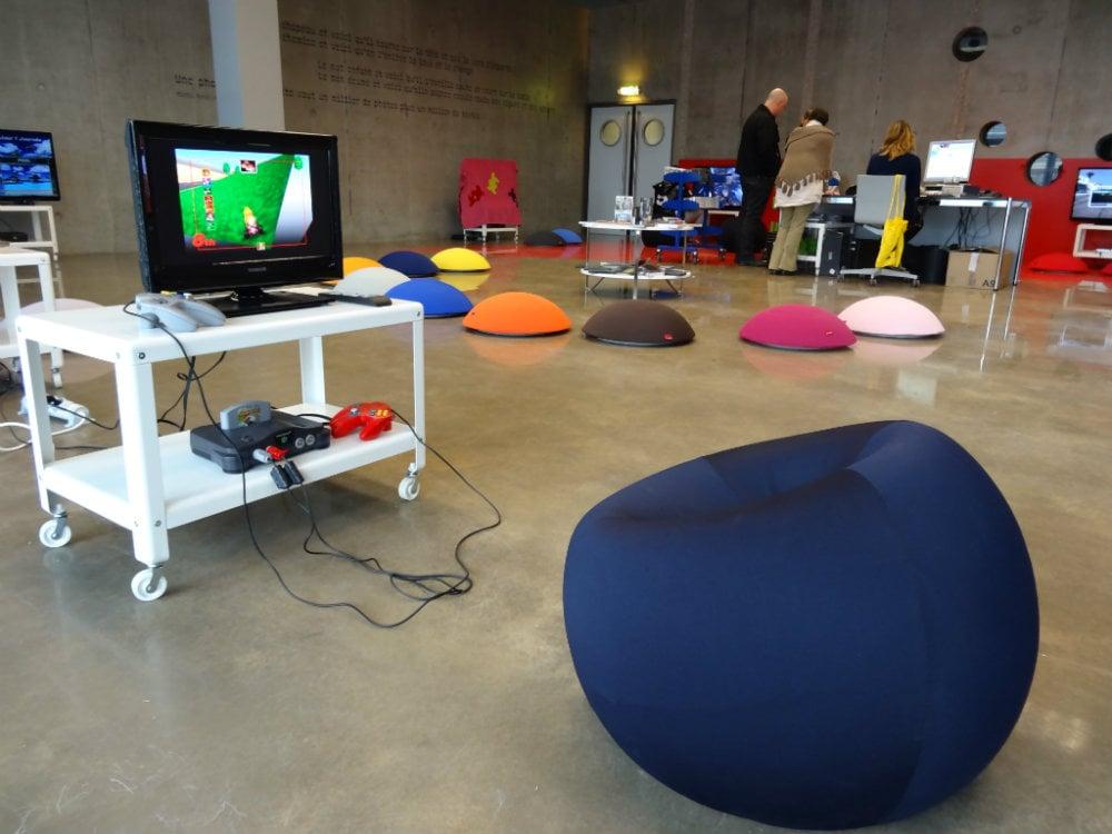 Des jeux vidéo dans les médiathèques, mais pas à emporter
