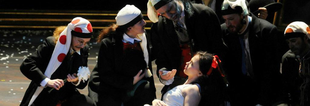 Blanche-Neige, opéra en liberté pour enfants émerveillés et grands amusés