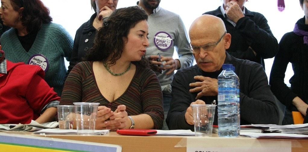Après la condamnation de Pinar Selek, la délégation raconte