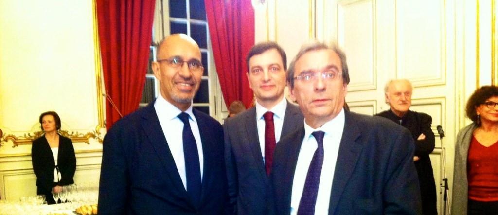 A Strasbourg, Harlem Désir dit non au cumul, Roland Ries pourquoi pas