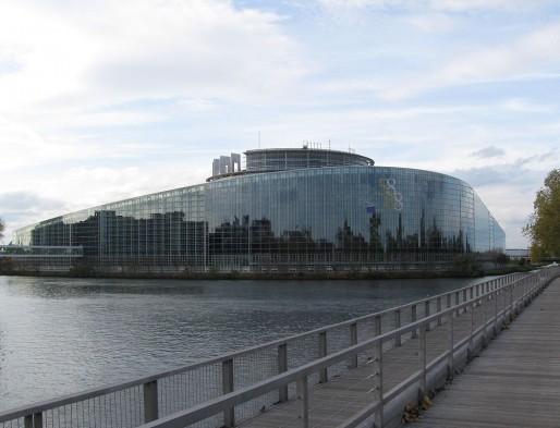 Le Parlement de Strasbourg (DR)