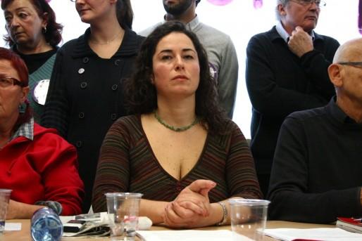 Pinar Selek a été condamnée après 3 acquittements successifs (Photo MM / Rue89 Strasbourg)
