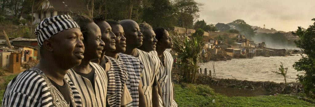 Concert : Le feu sacré des Sierra Leone's Refugee All Stars