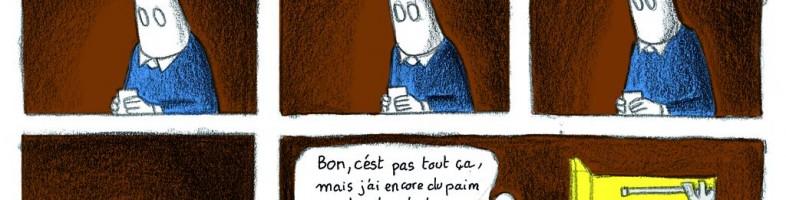 Dessin Jean-Charles Andrieu de Levis