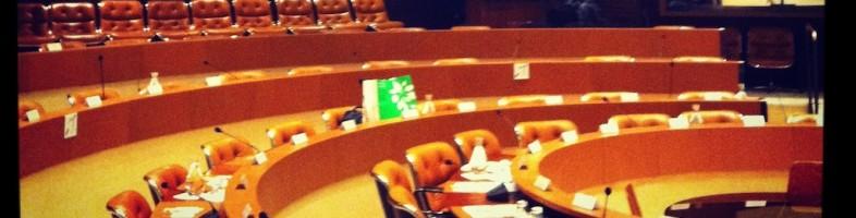 conseil municipal de Strasbourg