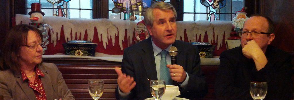 Conseil d'Alsace : Philippe Richert appelle les socialistes strasbourgeois à choisir leur camp