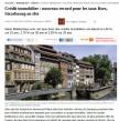 Strasbourg en tête des meilleures offres bancaires dans l'immobilier