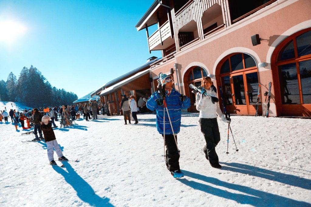location ski oberhausbergen
