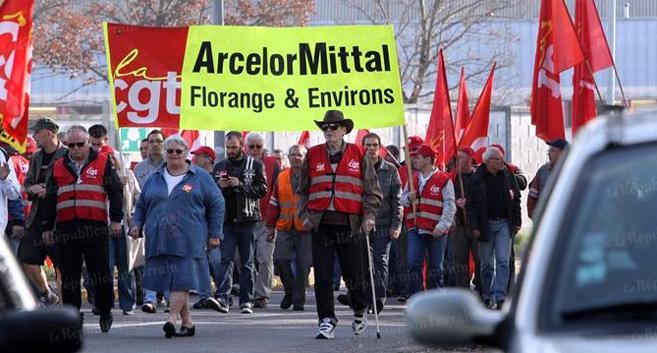 Projection-débat du film «Arcelor Mittal, à la vie à la mort» à l'Odyssée, le 6 février