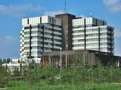 Le centre administratif de la CUS (Photo Roland Burckel / Archi-Strasbourg / CC)