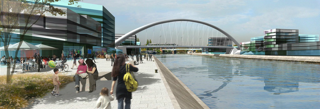 Avec le viaduc Starlette, Strasbourg aura son nouveau pont Churchill