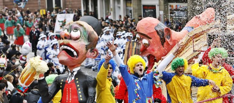 46 troupes au carnaval et à la grande cavalcade dimanche