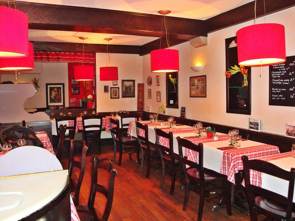 Le Saint Sepulcre Restaurant