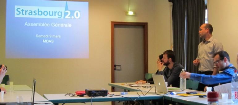 Strasbourg 2.0 : nouveau cercle de réflexion démocratique