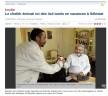 Le cheikh Hamad ben Hamdane Al Nahyane en vacances à Sélestat