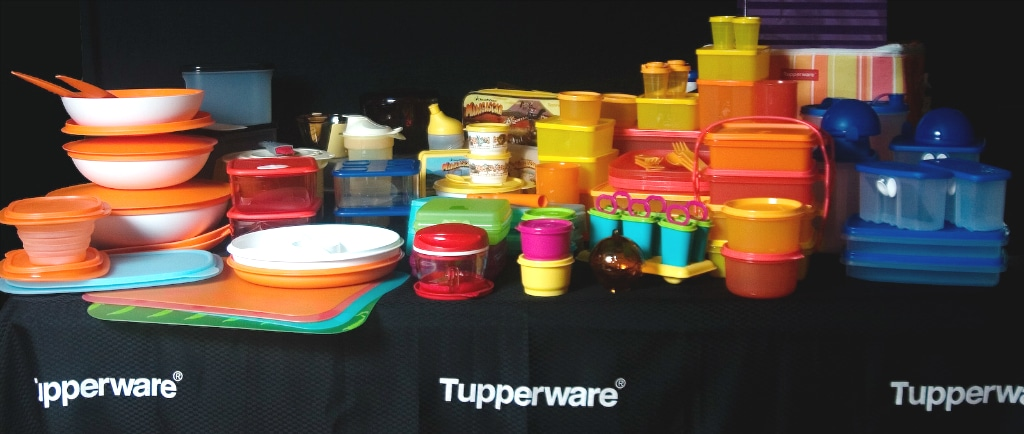 reunion a domicile tupperware