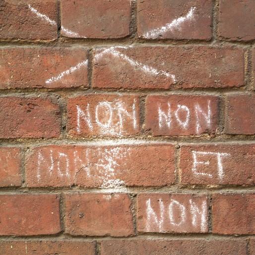 C'est non (Photo FlickR / CC)