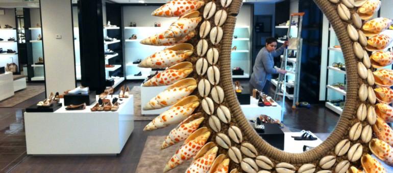 Fini le Printemps vieillot, place au luxe (qatari)