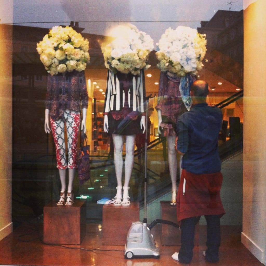 Fini le printemps vieillot place au luxe qatari rue89 strasbourg - Magasin printemps strasbourg ...