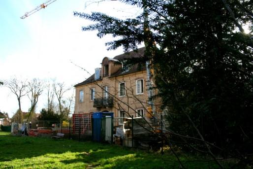 """Villa Wach ou """"Kaisersguet"""", futur Lieu d'Europe (Photo MM)"""