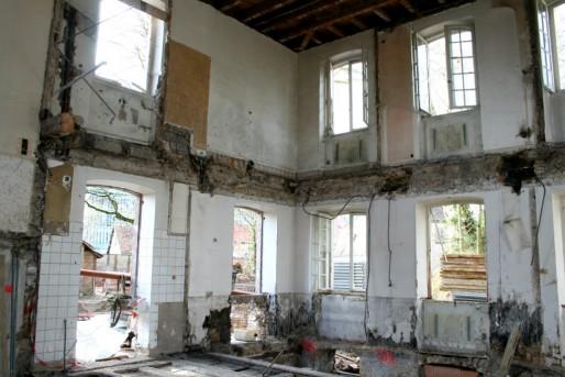 La villa a été vidée en quelques semaines (Photo MM)