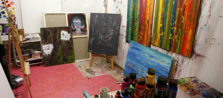 Ateliers Ouverts : à la rencontre des artistes strasbourgeois dans leur milieu naturel