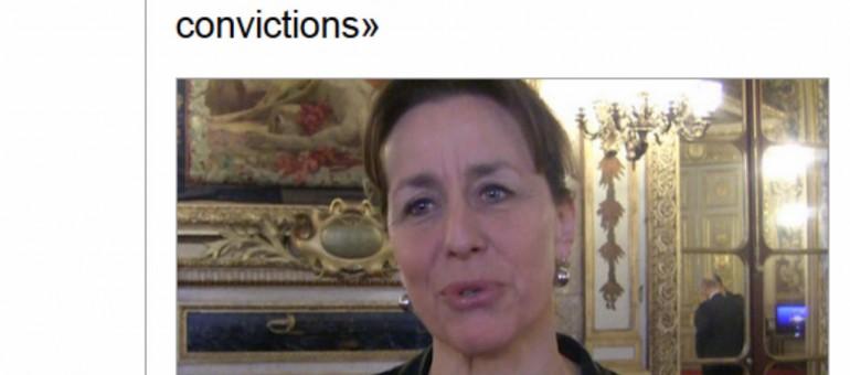 Fabienne Keller détaille son vote en faveur du mariage pour tous