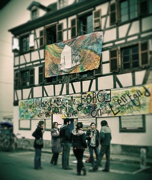 Bail en poche, la Maison Mimir va pouvoir déployer son projet (Photo Jean-René Denliker / CUS)