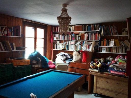 La bibliothèque (Photo PF / Rue89 Strasbourg)
