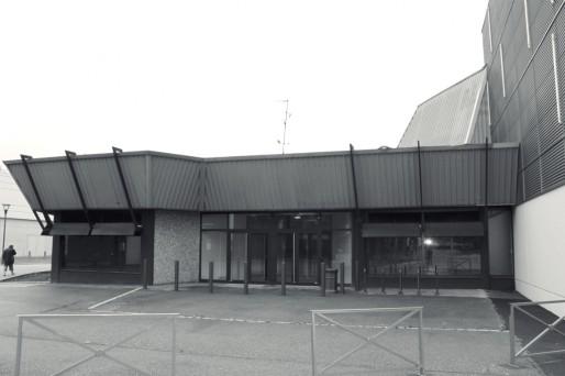 Le théâtre de Hautepierre, place André Maurois