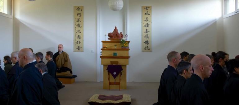 Fête du Bouddha samedi mais toujours pas de pagode