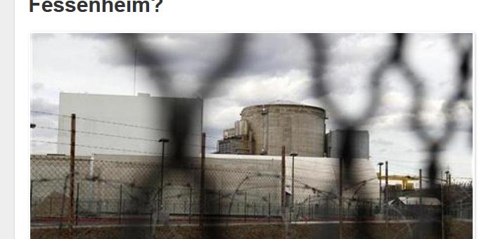 Entre 5 et 8 milliards d'euros pour fermer Fessenheim ?