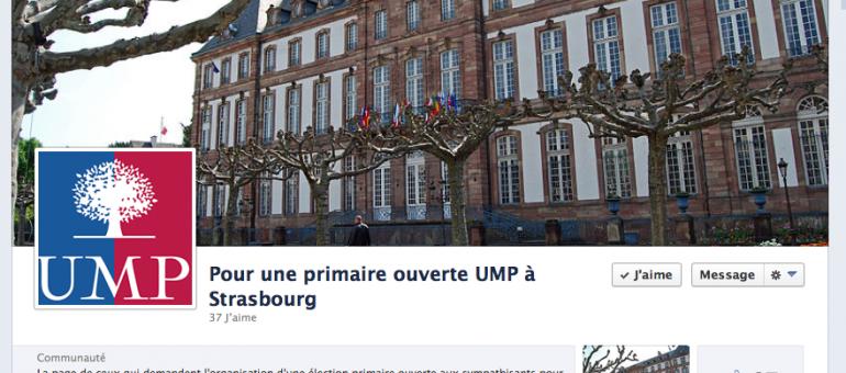 Mutinerie à l'UMP : les militants exigent des primaires pour Strasbourg
