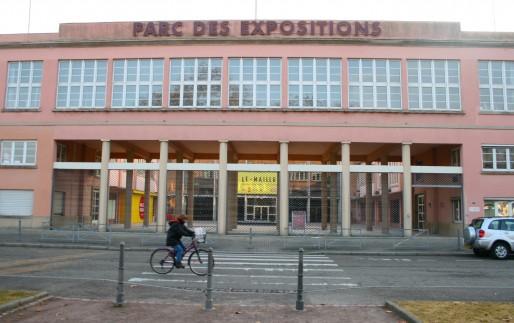 Le théâtre du Maillon aura bientôt de nouveaux locaux, en face du parc des expositions où il est installé depuis presque 15 ans.
