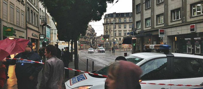 Alerte à la bombe: circulation des trams à l'Homme de fer bloquée