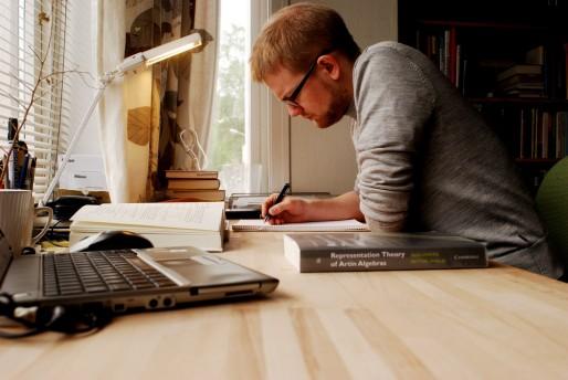 Fini les révisions, le bac a commencé ce lundi matin (Photo Svein Halvor Halvorsen / FlickR / CC)