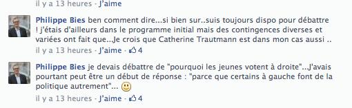 Capture profil Facebook de Philippe Bies (MM)