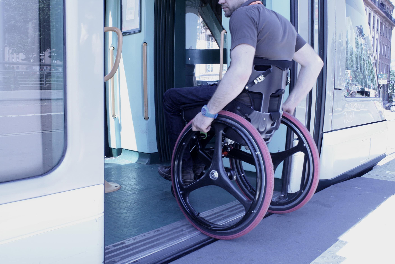 Rencontre avec personne handicapee