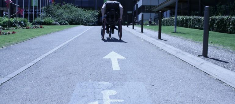 Strasbourg encore inaccessible aux handicapés