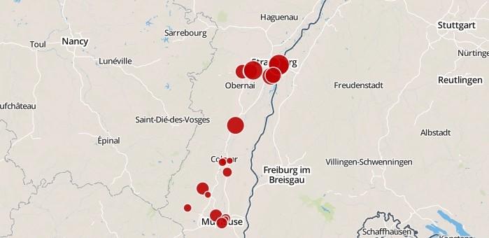 Iller, Virgin, Coop… La carte des plans sociaux en Alsace