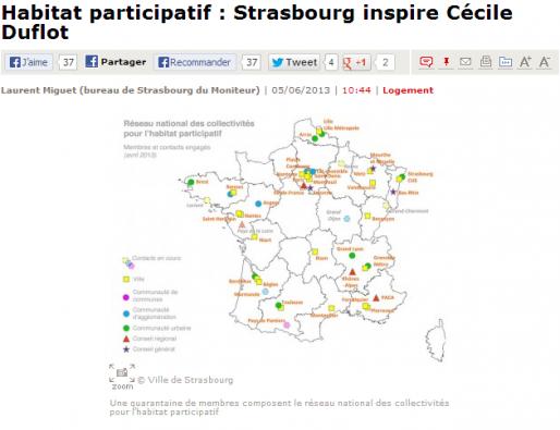 Rencontres habitat participatif strasbourg