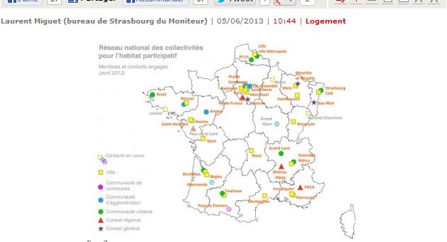 Habitat participatif : Strasbourg inspire Cécile Duflot