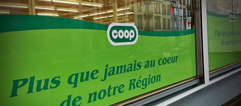 Troisième plan social à Coop Alsace, 15 magasins sur le carreau